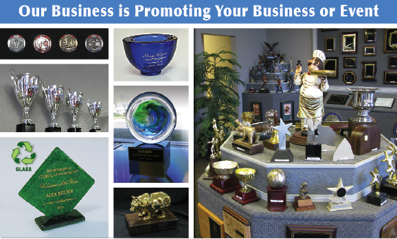Classic Awards and Promotions' Showroom and Products image